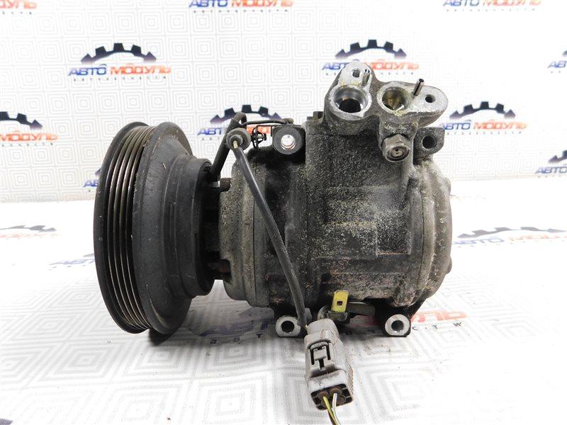 Компрессор кондиционера Toyota Caldina ST210-4059666 3S-FE 2002