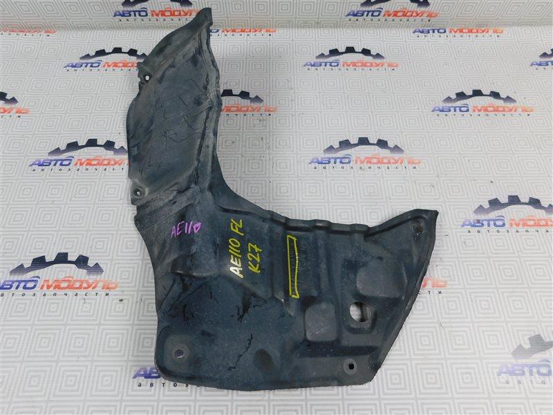 Защита двигателя Toyota Corolla AE110-5294645 5A-FE 1999 левая