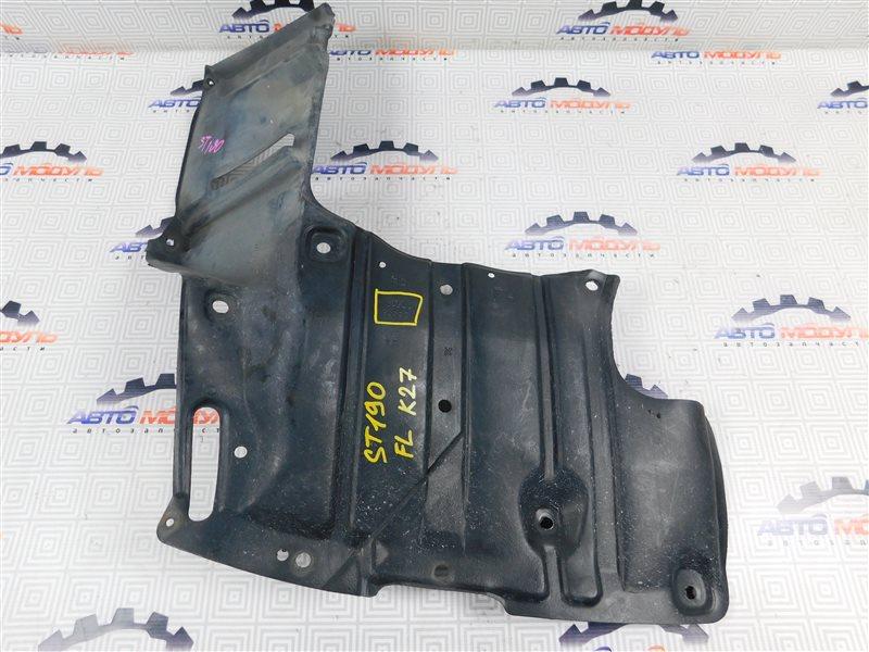 Защита двигателя Toyota Corona ST190-0008441 4S-FE 1992 передняя левая