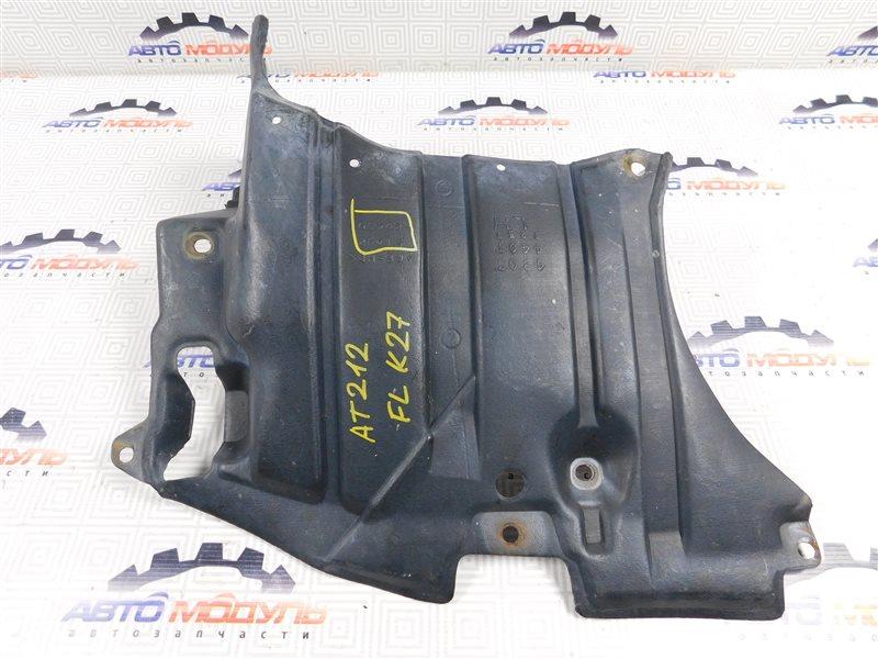 Защита двигателя Toyota Carina AT212-0047734 5A-FE 1998 левая