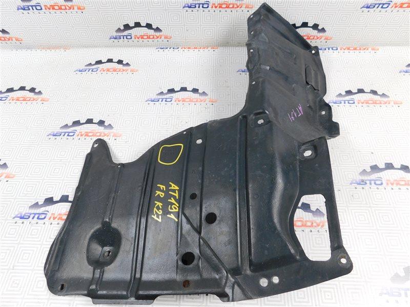 Защита двигателя Toyota Caldina AT191-0039885 7A-FE 1997 передняя правая