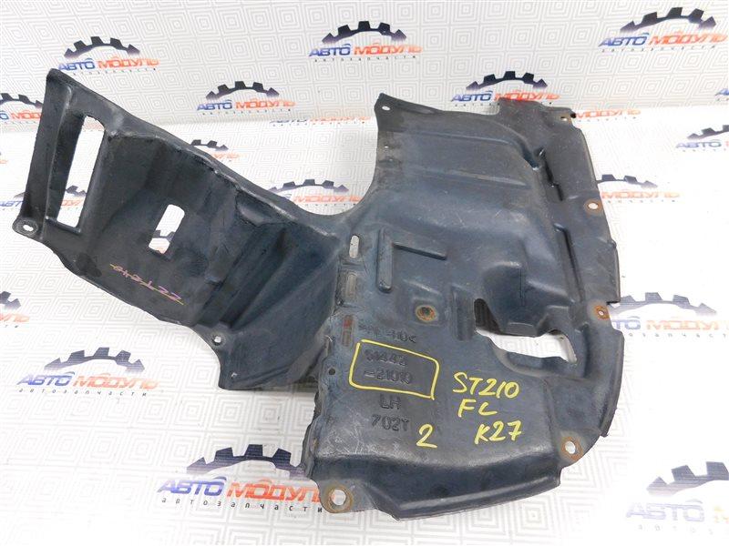 Защита двигателя Toyota Caldina ST210-4059666 3S-FE 2002 левая