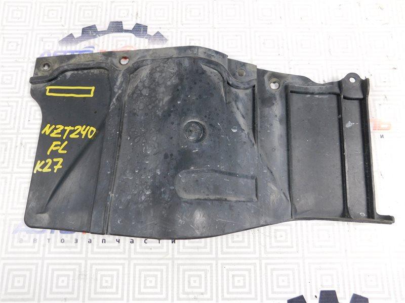 Защита двигателя Toyota Premio NZT240-0030197 1NZ-FE 2002 левая