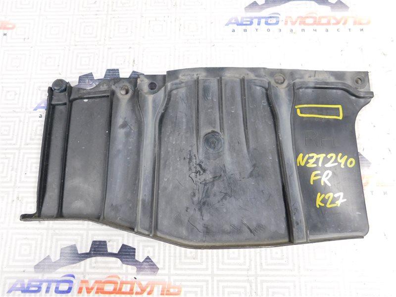 Защита двигателя Toyota Premio NZT240-0030197 1NZ-FE 2002 правая