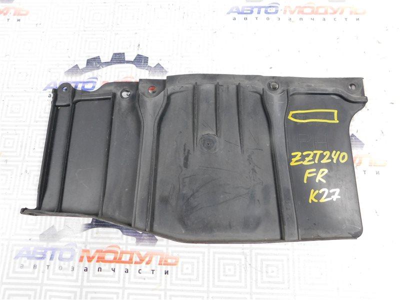 Защита двигателя Toyota Premio ZZT240-0063769 1ZZ 2003 передняя правая