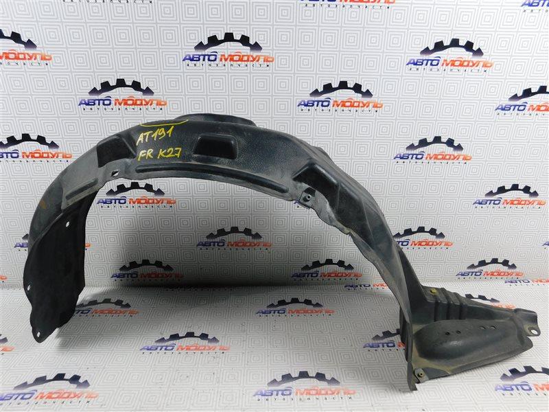 Подкрылок Toyota Caldina AT191-0039885 7A-FE 1997 передний правый