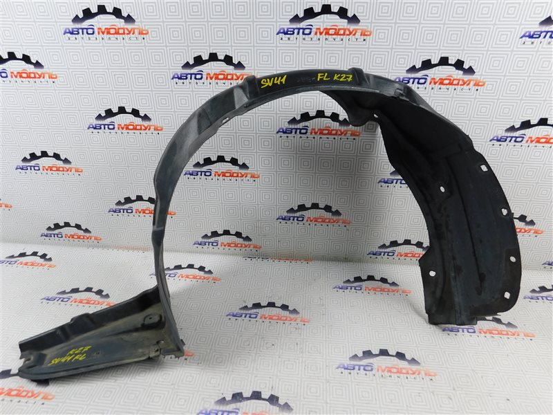 Подкрылок Toyota Vista SV41-0064676 3S-FE 1997 передний левый