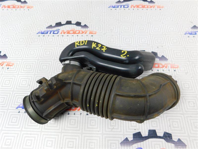 Патрубок воздушн.фильтра Honda Cr-V RD1-1122109 B20B