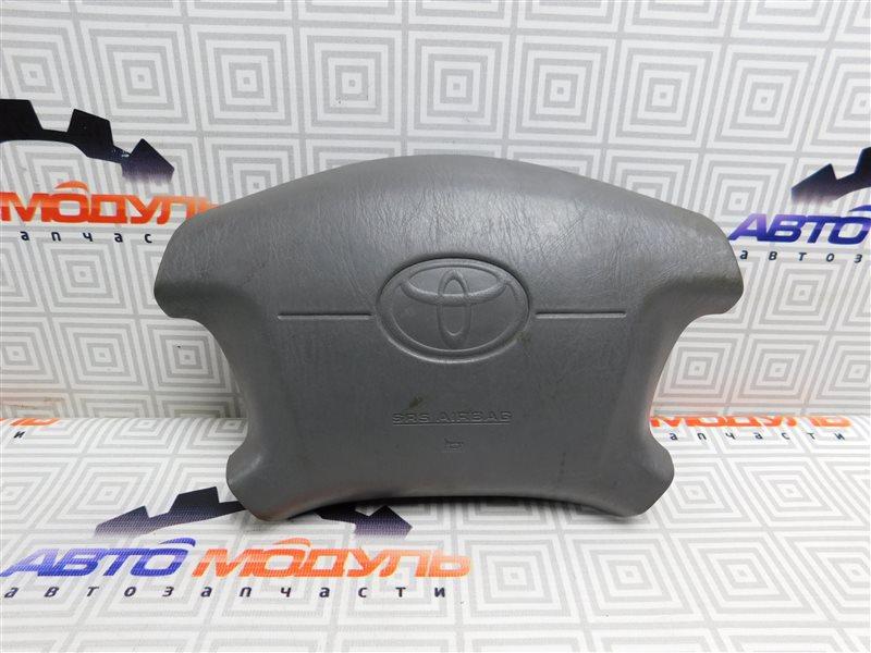 Airbag на руль Toyota Corolla Spacio AE111-6046386 4A-FE 1997