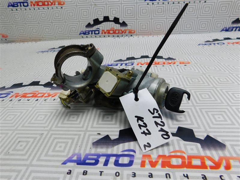 Замок зажигания Toyota Caldina ST210-4059666 3S-FE 2002
