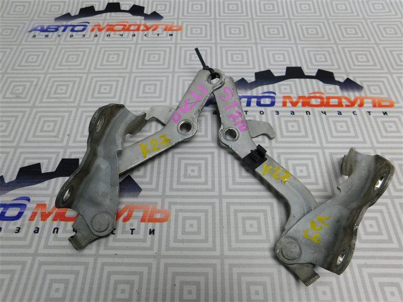 Петля капота Toyota Caldina ST210-4029840 3S-FE 1999