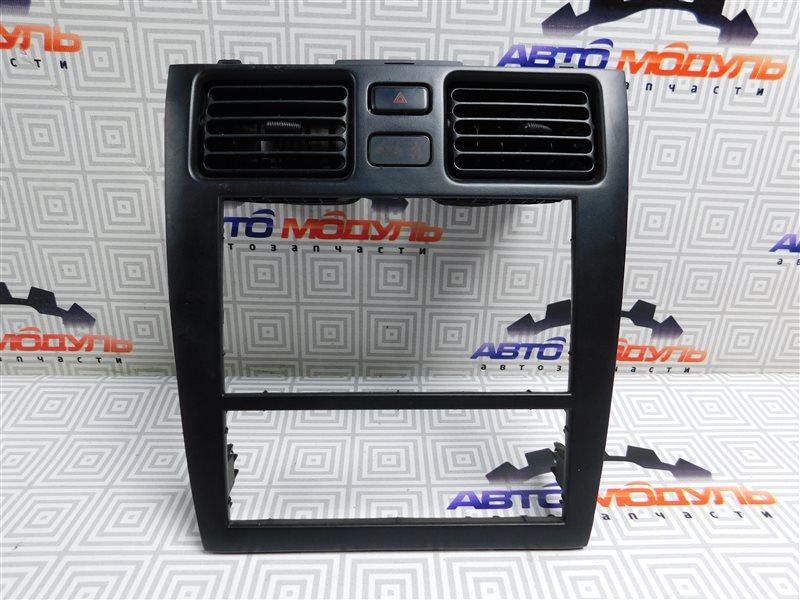 Консоль магнитофона Toyota Caldina ST210-4029840 3S-FE 1999