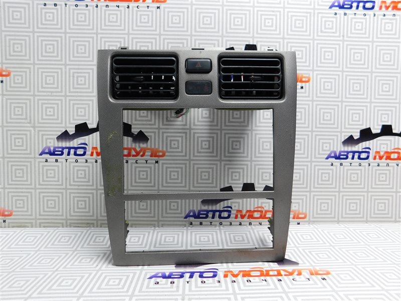 Консоль магнитофона Toyota Caldina ST210-4059666 3S-FE 2002