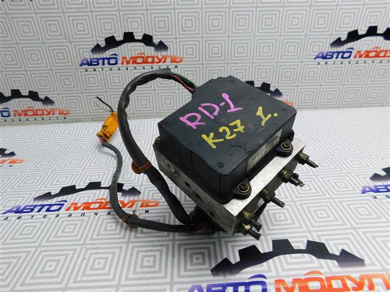Блок abs Honda Cr-V RD1-1107702 B20B