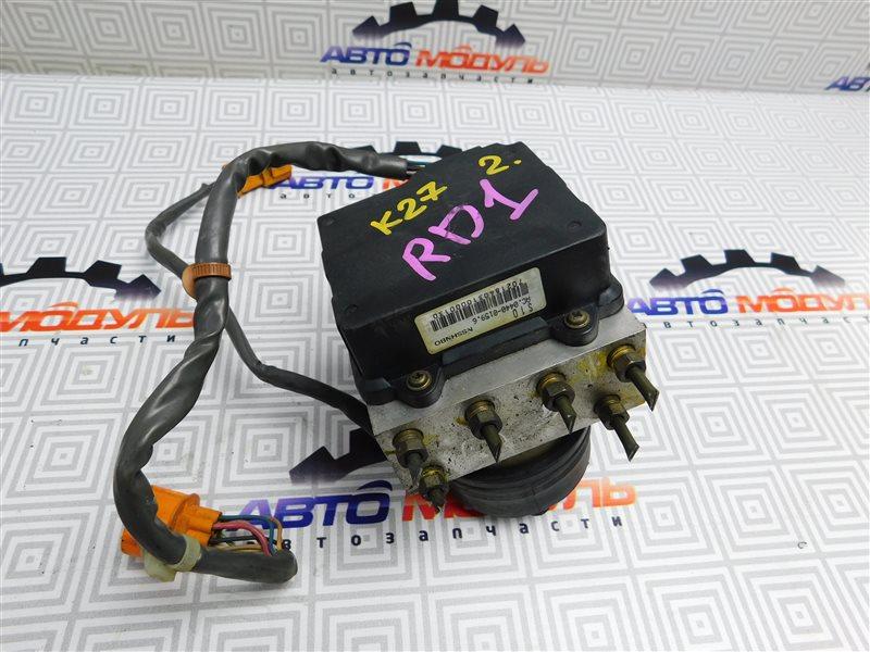 Блок abs Honda Cr-V RD1-1122109 B20B