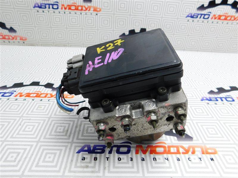 Блок abs Toyota Corolla AE110-5294645 5A-FE 1999