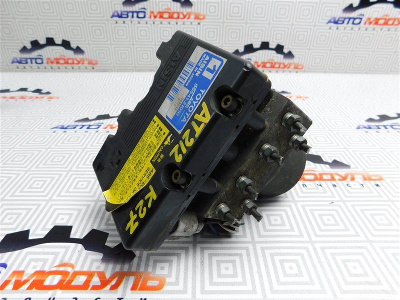 Блок abs Toyota Carina AT212-0047734 5A-FE 1998