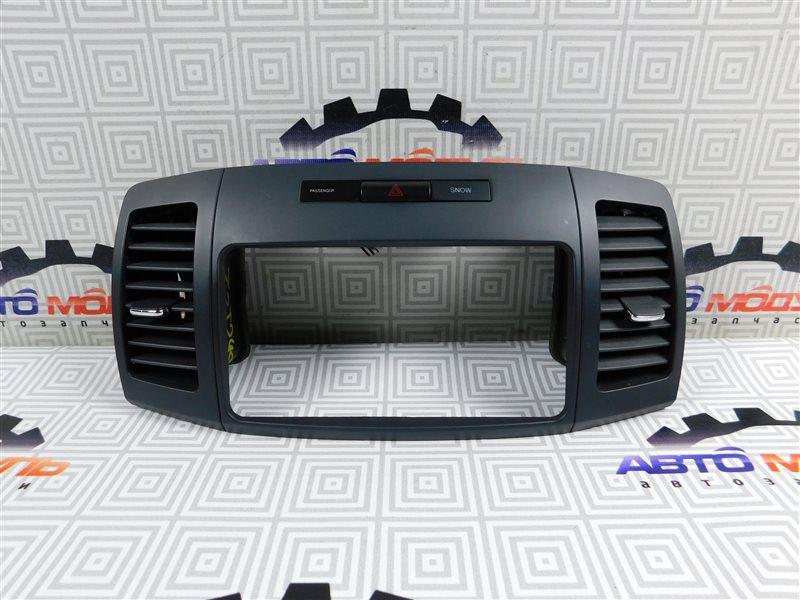 Консоль магнитофона Toyota Premio ZZT240-0063769 1ZZ 2003