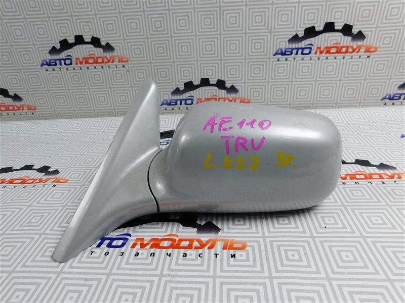 Зеркало Toyota Sprinter Trueno AE110-5018467 5A-FE 1995 левое