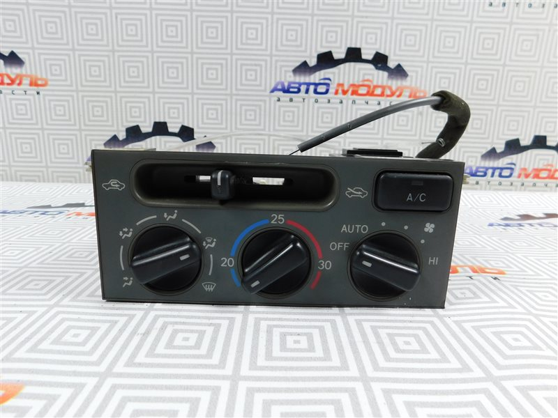 Блок управления климат-контролем Toyota Corolla Spacio AE111-6046386 4A-FE 1997