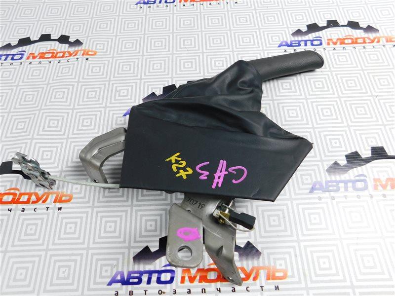 Ручка ручника Subaru Impreza GH3-004109 EL154 2007