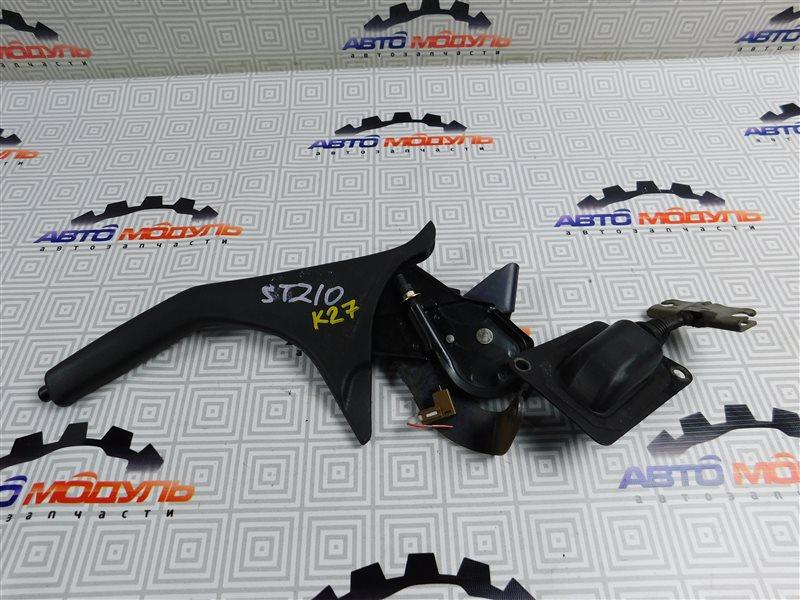 Ручка ручника Toyota Caldina ST210-4029840 3S-FE 1999