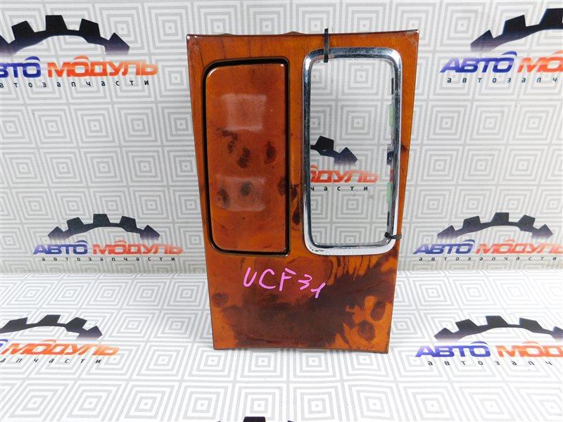 Консоль кпп Toyota Celsior UCF31-0044904 3UZ-FE 2003