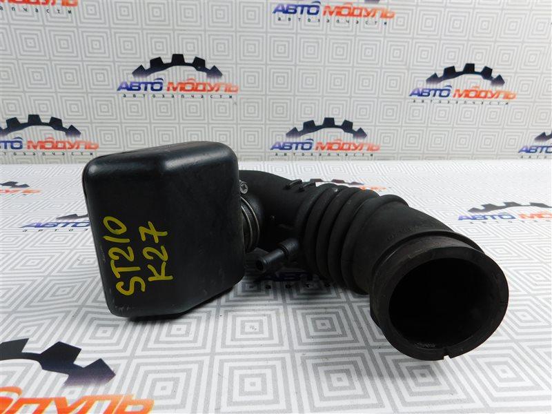 Патрубок воздушн.фильтра Toyota Caldina ST210-4029840 3S-FE 1999