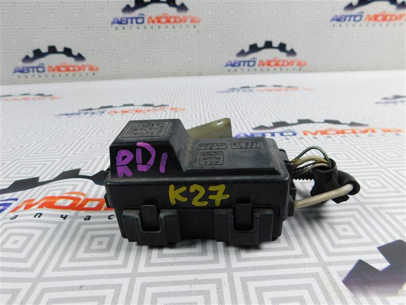 Блок предохранителей Honda Cr-V RD1-1122109 B20B