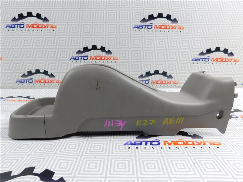 Консоль между сидений Toyota Corolla Spacio AE111-6046386 4A-FE 1997