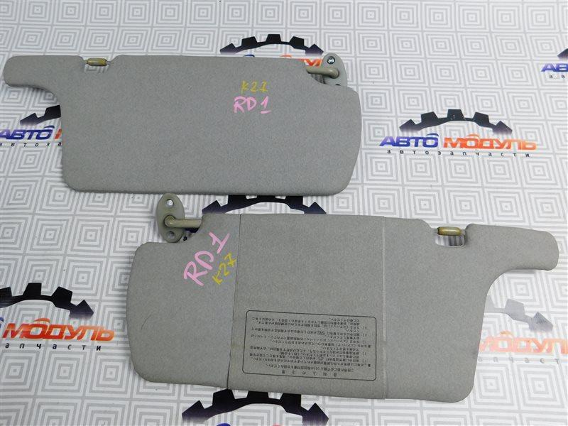 Козырек солнцезащитный Honda Cr-V RD1-1107702 B20B