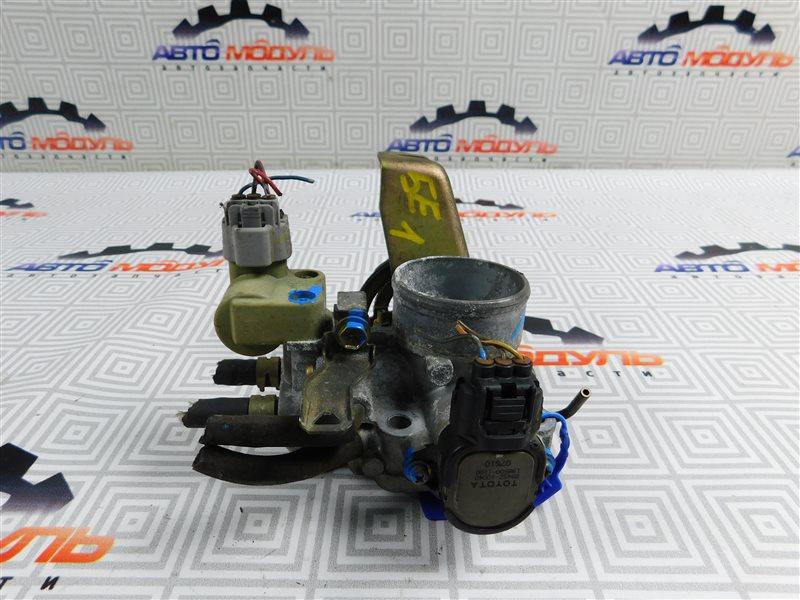 Дроссельная заслонка Toyota Corsa EL51 4E-FE