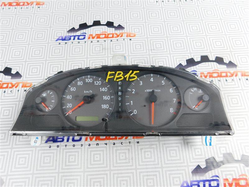 Панель приборов Nissan Bluebird Sylphy FB15 QG15