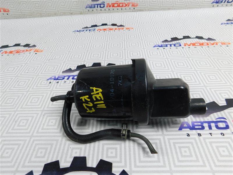 Фильтр паров топлива Toyota Corolla Spacio AE111-6046386 4A-FE 1997