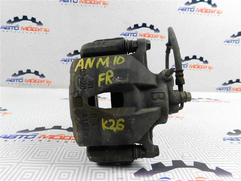 Суппорт Toyota Isis ANM10-0090831 1AZ-FSE 2007 передний правый