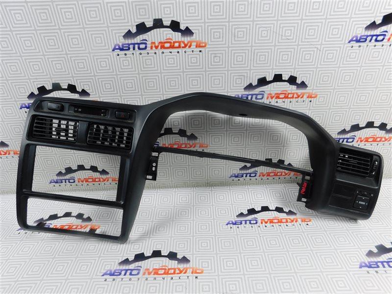 Консоль панели приборов Toyota Caldina AT191-0039885 7A-FE 1997