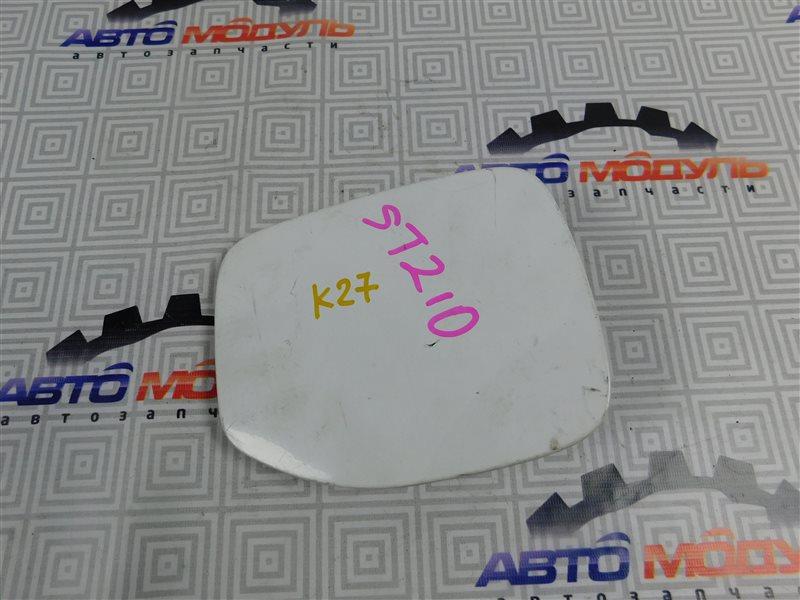 Лючок бензобака Toyota Caldina ST210-4029840 3S-FE 1999