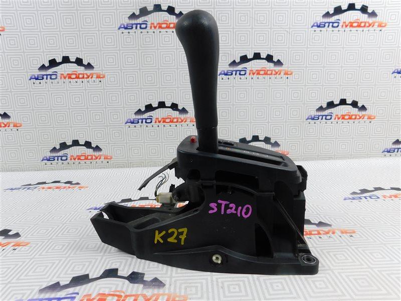 Селектор акпп Toyota Caldina ST210-4059666 3S-FE 2002