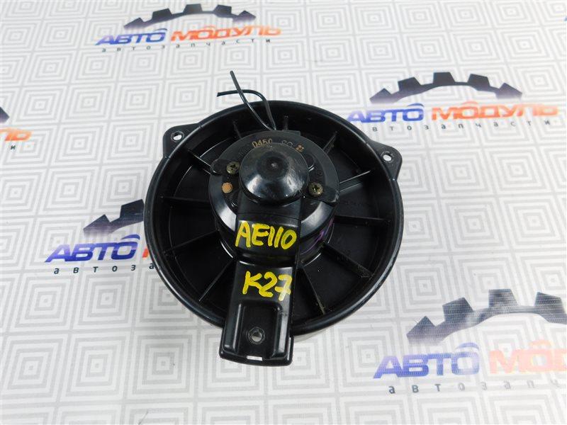 Мотор печки Toyota Sprinter Trueno AE110-5018467 5A-FE 1995