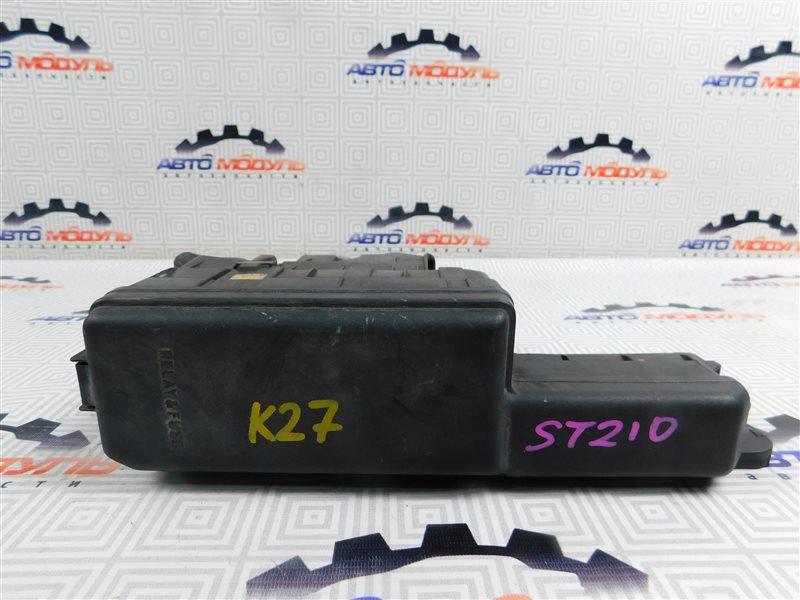 Блок предохранителей Toyota Caldina ST210-4029840 3S-FE 1999