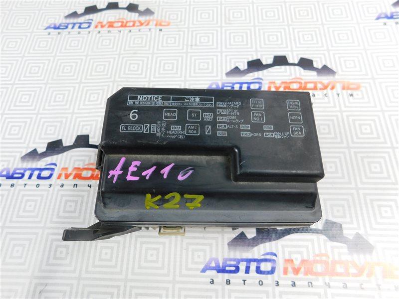 Блок предохранителей Toyota Corolla AE110-5294645 5A-FE 1999