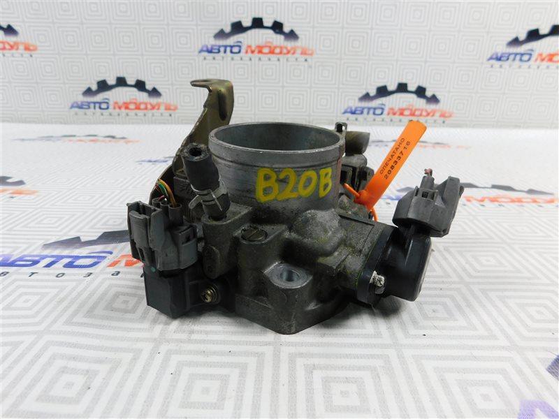 Дроссельная заслонка Honda Cr-V RD1 B20B