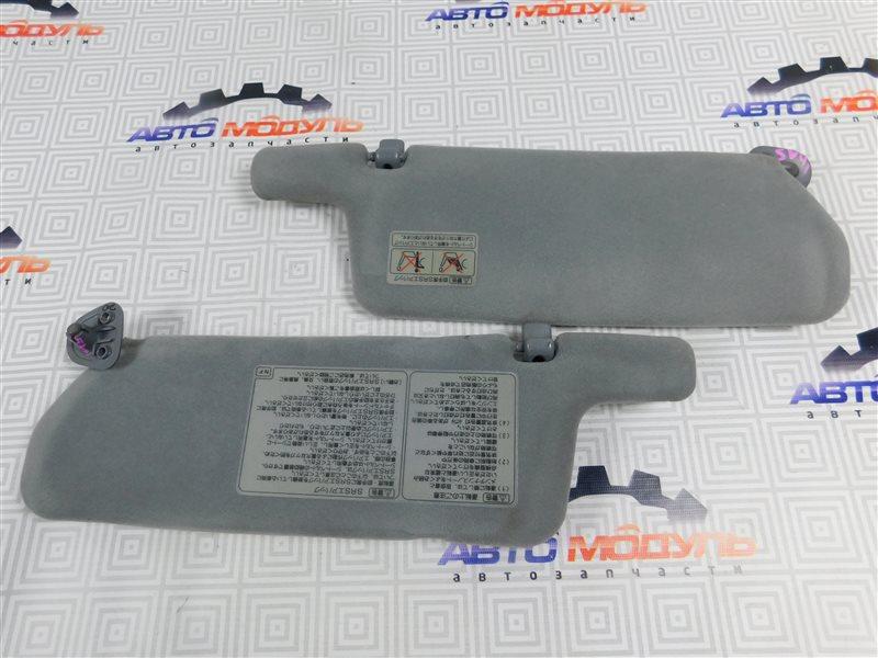 Козырек солнцезащитный Toyota Vista SV41-0064676 3S-FE 1997