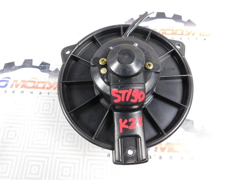 Мотор печки Toyota Corona ST190-0008441 4S-FE 1992