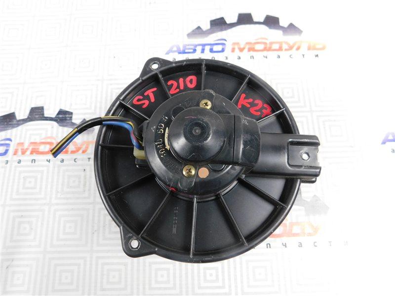 Мотор печки Toyota Caldina ST210-4029840 3S-FE 1999