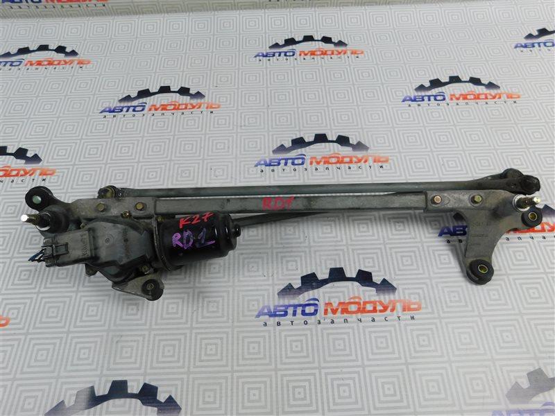 Мотор дворников Honda Cr-V RD1-1122109 B20B передний