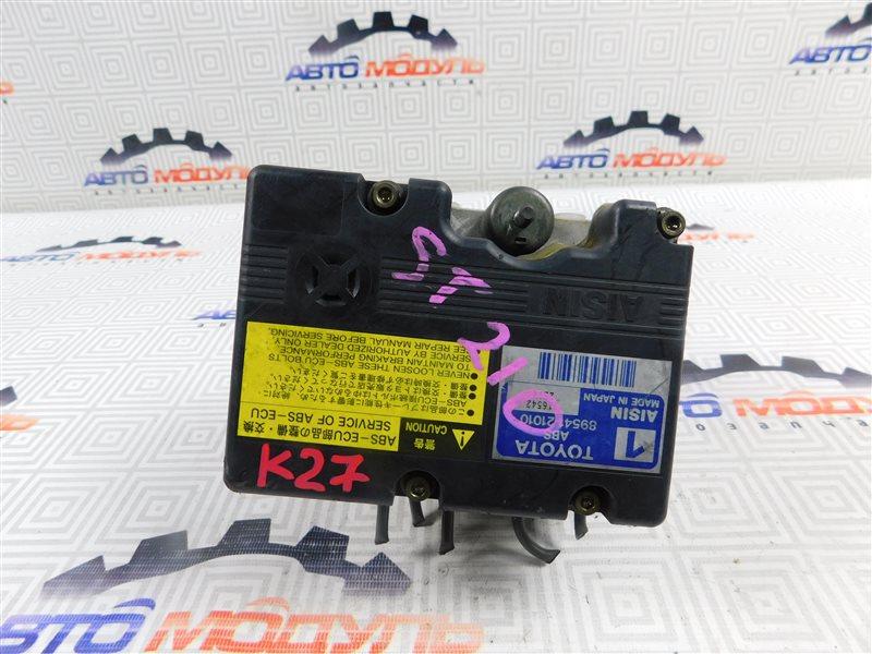 Блок abs Toyota Caldina ST210-4059666 3S-FE 2002