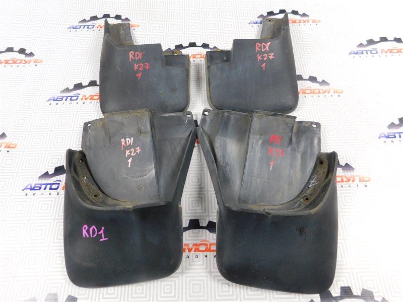 Брызговики комплект Honda Cr-V RD1-1122109 B20B