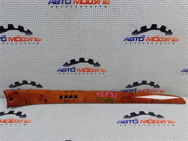 Консоль Toyota Celsior UCF31-0044904 3UZ-FE 2003 передний правый