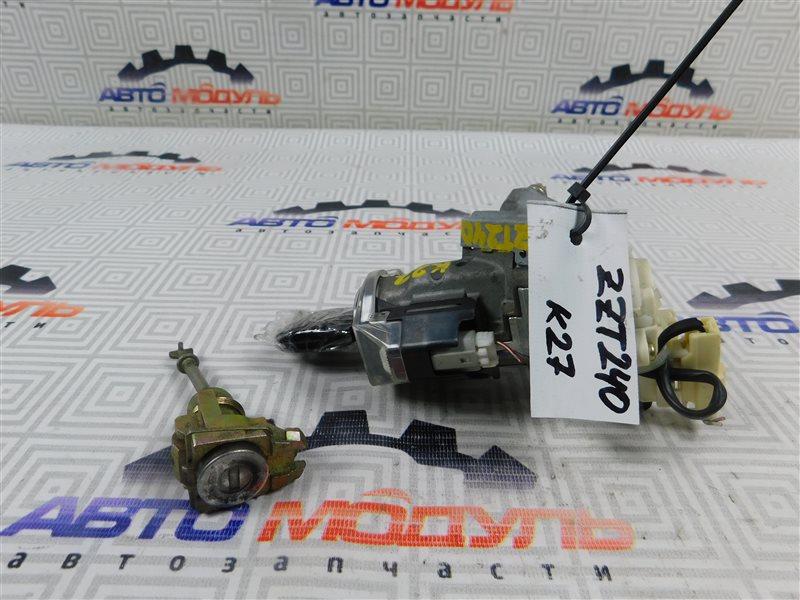 Замок зажигания Toyota Premio ZZT240-0063769 1ZZ 2003